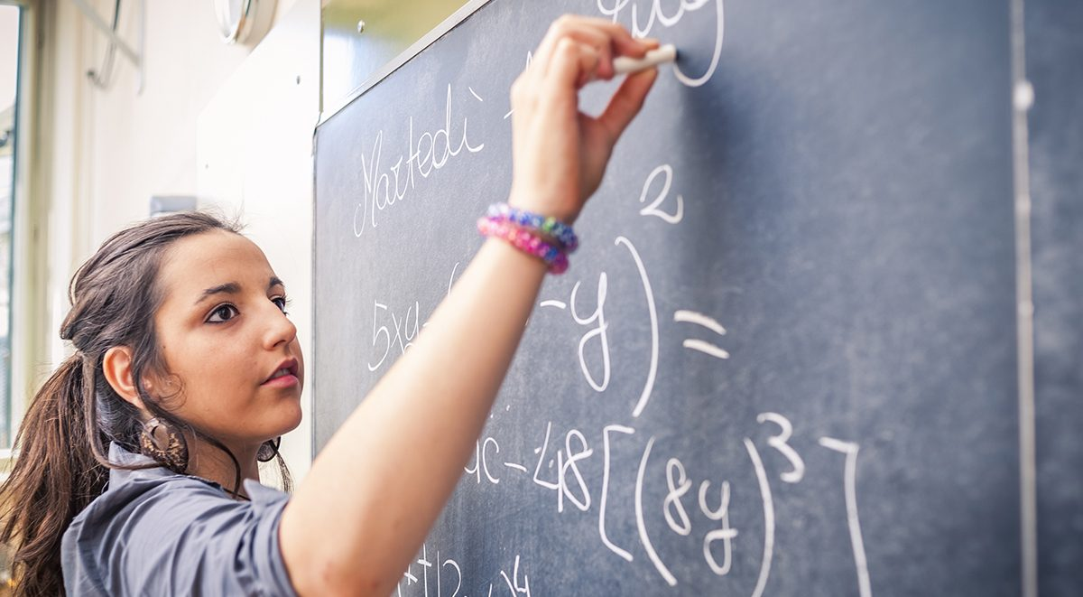 How is The International Mathematics Olympiad Beneficial to Students?